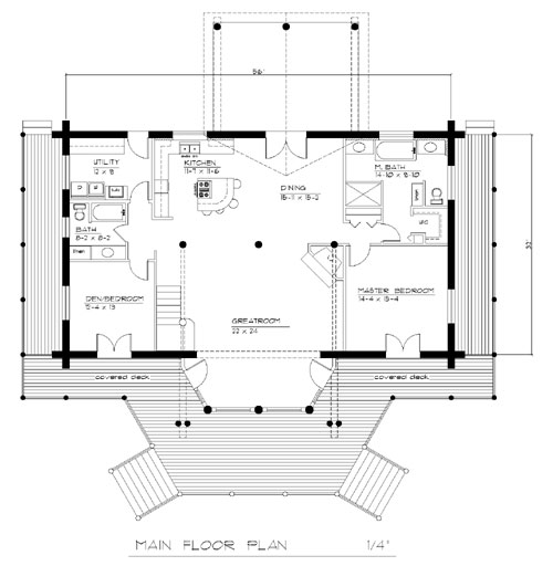 Deschutes Design First Floor
