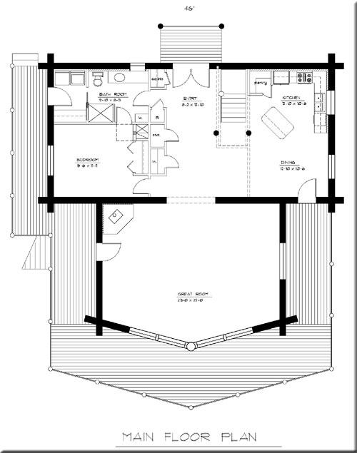 Elkhorn Design First Floor