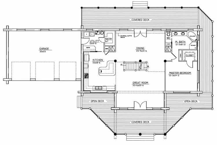 Access bat house plans pacific northwest build by own for Pacific northwest house plans