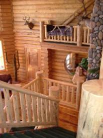 Our Showroom At Homestead Log Homes In Medford Oregon