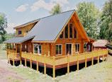 McLoughlin Log Home