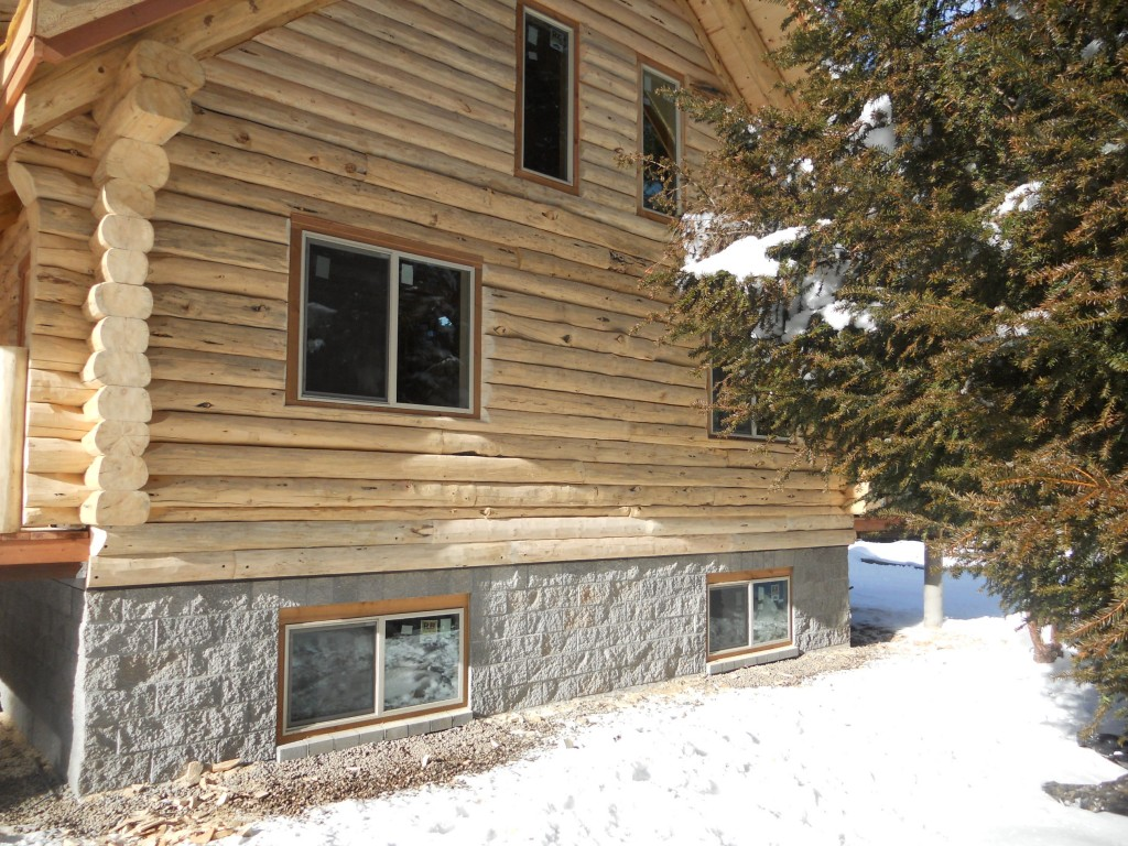 Superb img of Range Log Home Preassembled Log Homes and Cabins by Homestead Log  with #936138 color and 1024x768 pixels