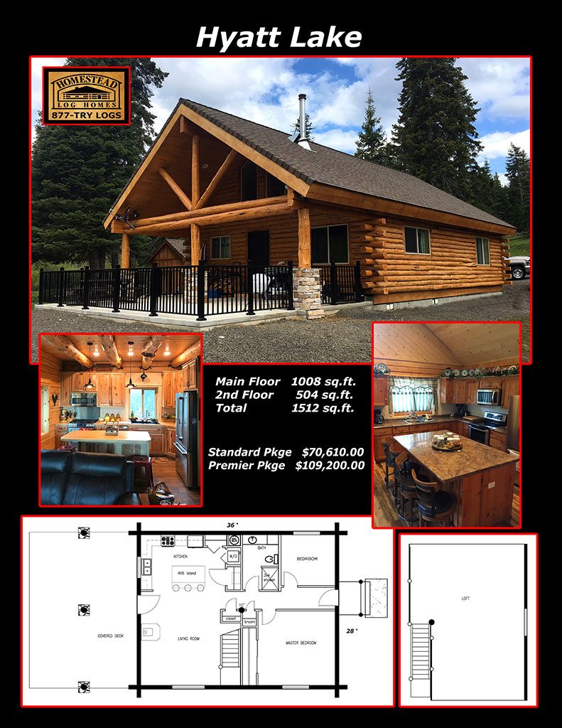 Cheap Cabin Kits - Preassembled Log Homes and Cabins by Homestead